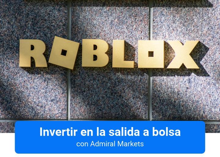 salida a bolsa de Roblox