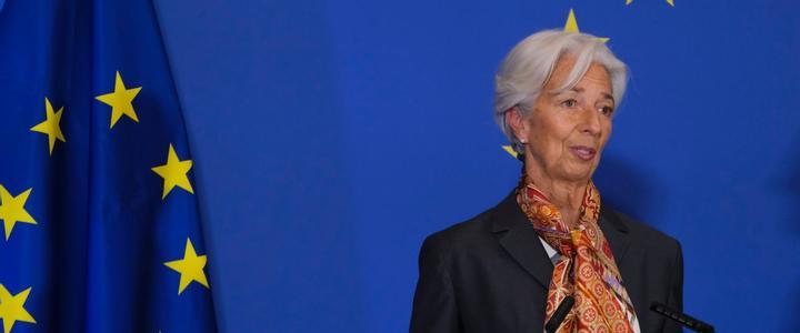Christine Lagarde annonce le plan de la BCE pour soutenir les marchés et entreprises européennes