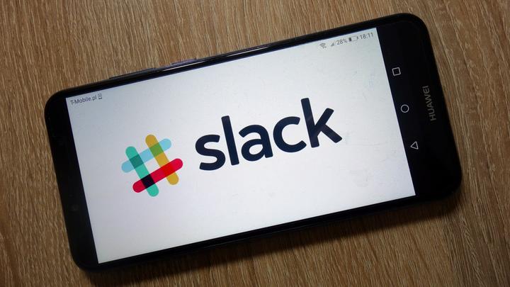 Ações Slack
