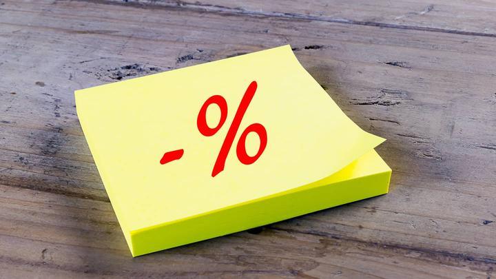 taux intérêt négatif