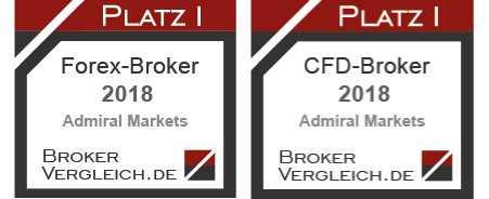 Bester CFD Broker und bester Forex Broker 2018 laut Brokervergleich.de