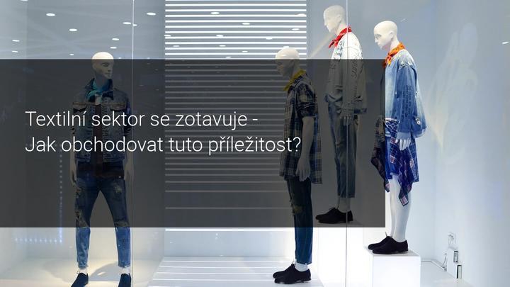 textilni sektor akcie