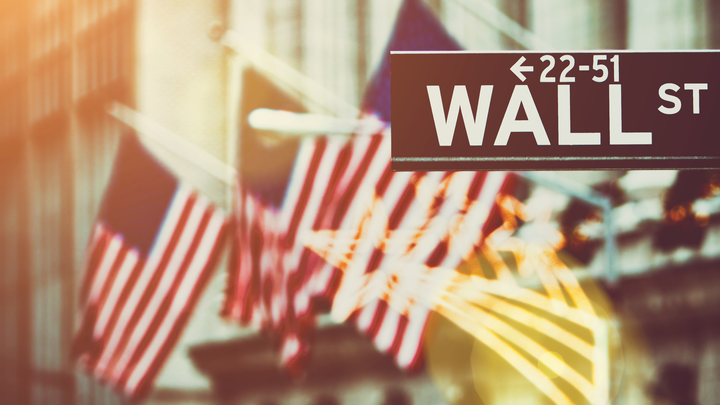 Wall street - US stock indices