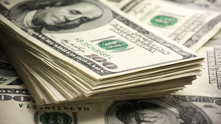 Įdėti ir nuimlėšas JAV doleriais
