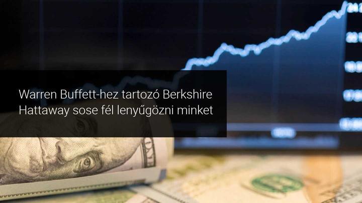 Berkshire Hathaway technikai elemzés