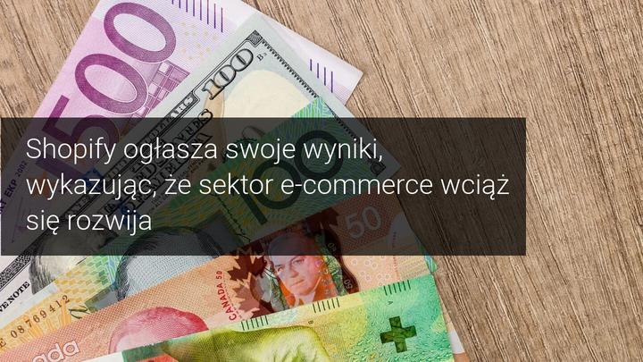 pandemia wzmacnia sektor e-commerce